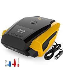 Air Dragon Tire Inflator >> Amazon.com: Air Compressors & Inflators - Tire Accessories ...