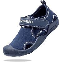 ChayChax Zapatos de Agua para Niños Sandalias con Punta Cerrada de Deportivo Secado Rápido Zapatillas de Playa Piscina…