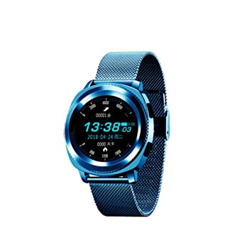 FJTYG Smart Watch Men Ip68 Impermeable Monitor De Acero ...