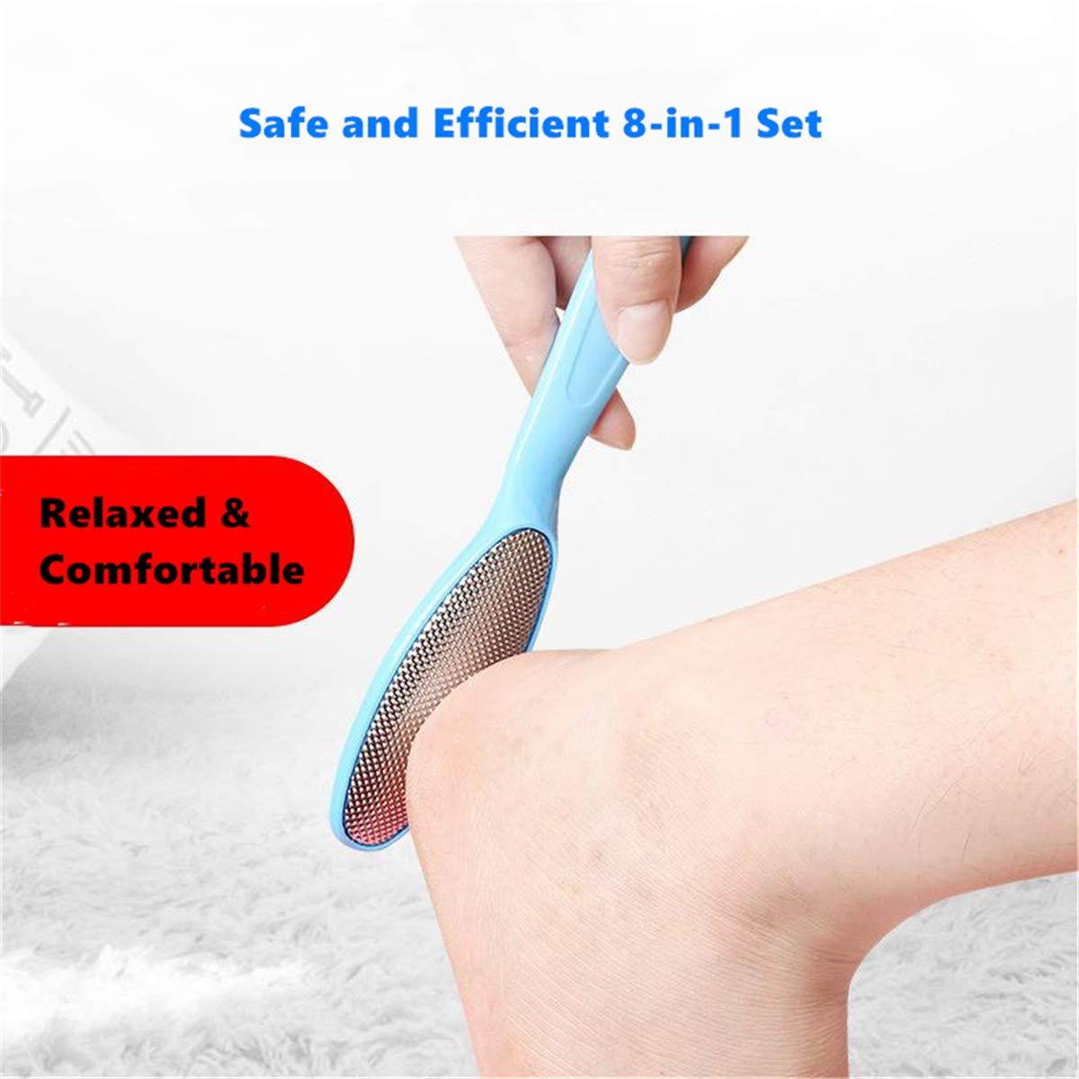 Foot File Pedicure Rasp Pedicure Tools Foot Care Pedicure Callus Remover Professional Stainless