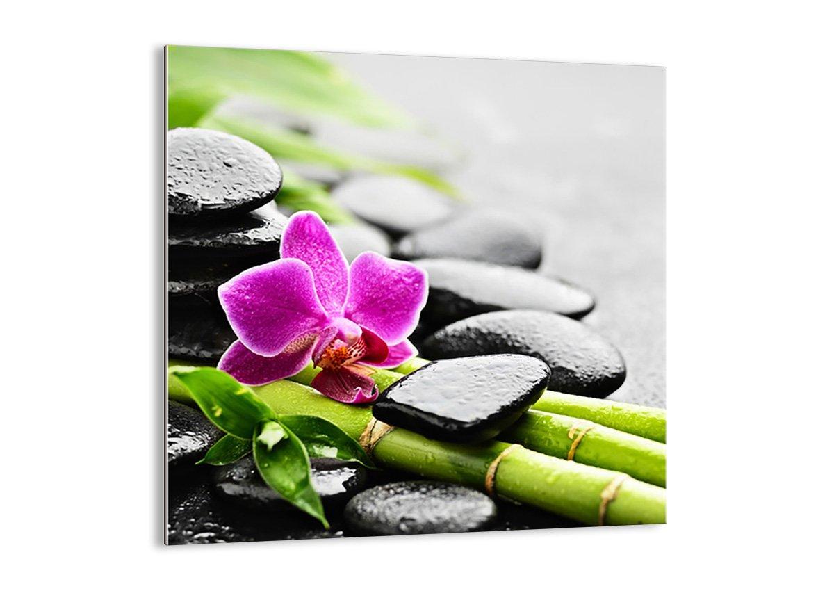 Bild auf Glas - Glasbilder - Einteilig - Breite  60cm, Höhe  60cm - Bildnummer 2681 - zum Aufhängen bereit - Bilder - Kunstdruck - GAC60x60-2681