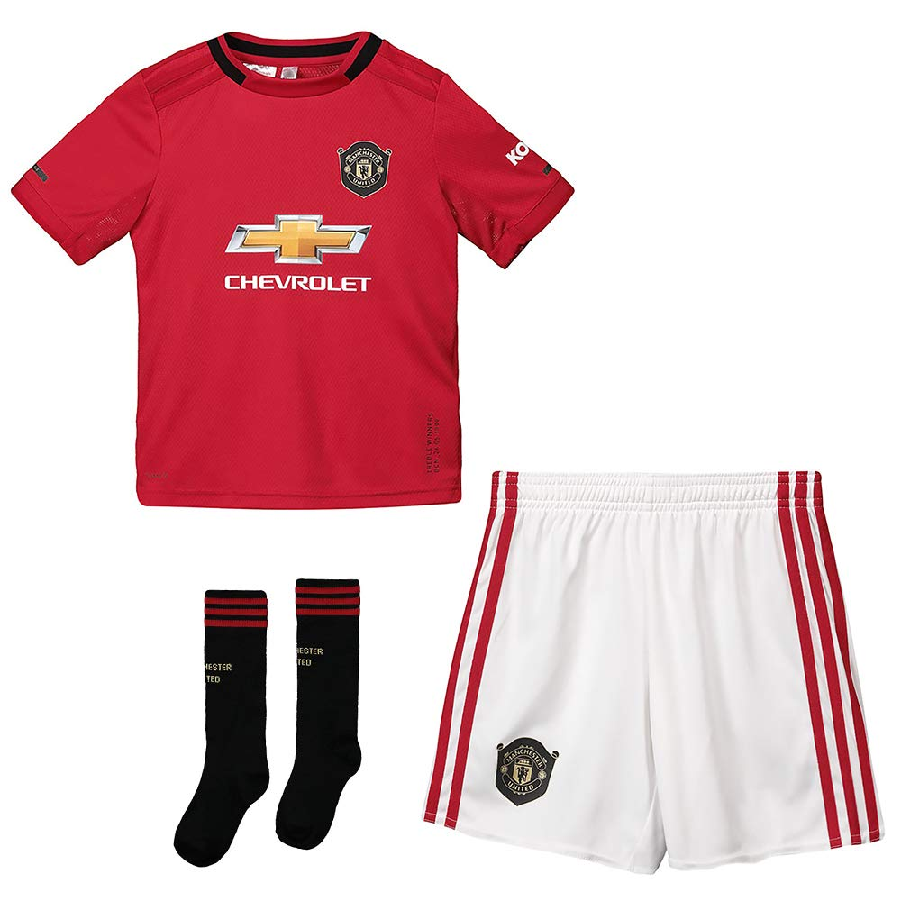 Custom Football Jersey 2019-2020 New Season Personalized Soccer Shirt Kit per Bambini Adulto Club Multipli con Nome e Numero