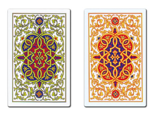 ORO Plastic Playing Cards - Minimal Moroccan