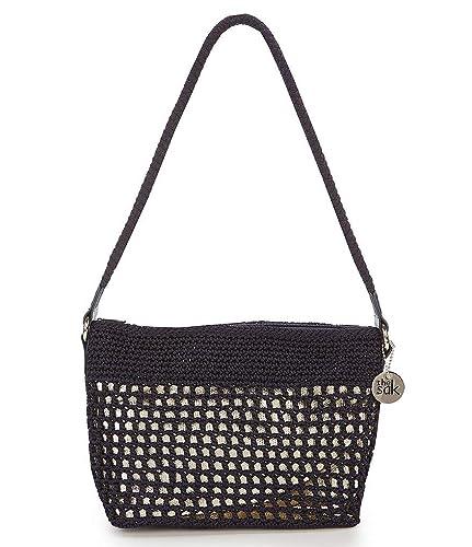 The Sak Womens Lauren Demi Navygold One Size Handbags Amazoncom