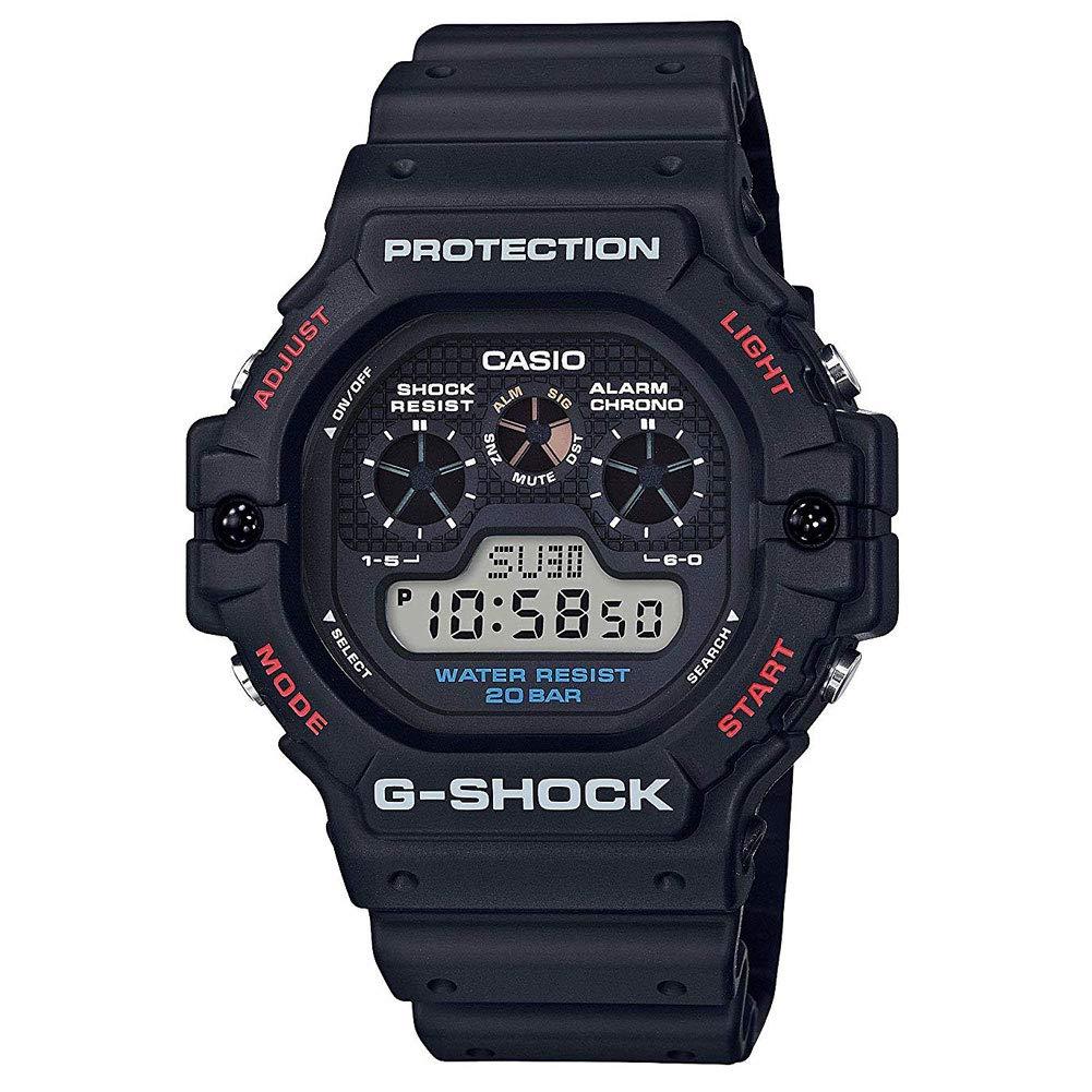 Casio G-Shock Water Resistant Digital Black Dial Men s Watch DW5900