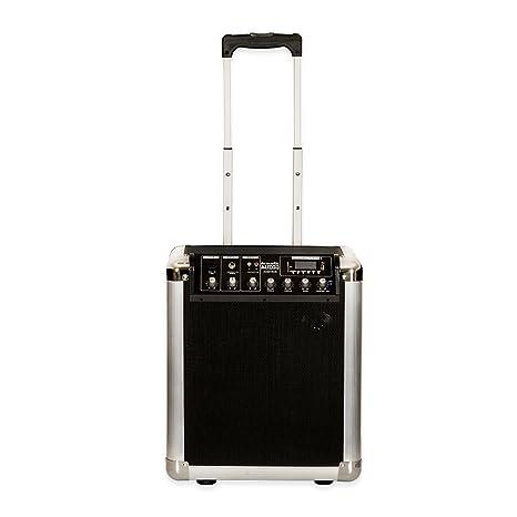 Review Acoustic Audio AAM10UB Portable