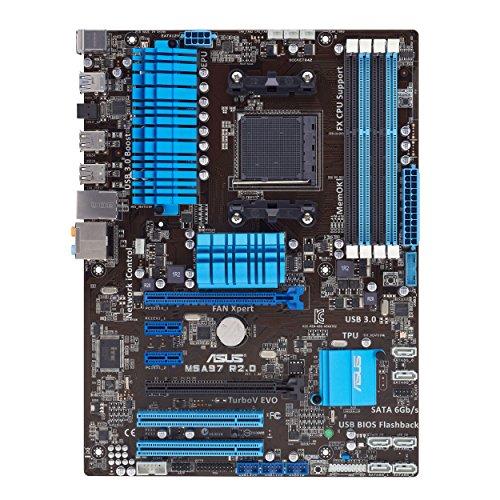 ASUS M5A97 R2.0 AM3+ AMD 970 SATA 6Gb/s USB 3.0 ATX AMD Motherboard