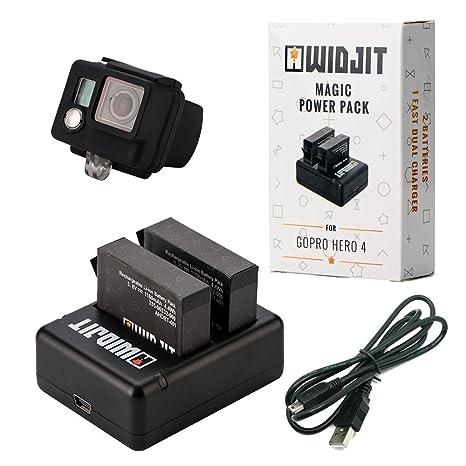 Nuevo - Paquete de Batería para Gopro Hero 4-2 Baterías, 1 ...