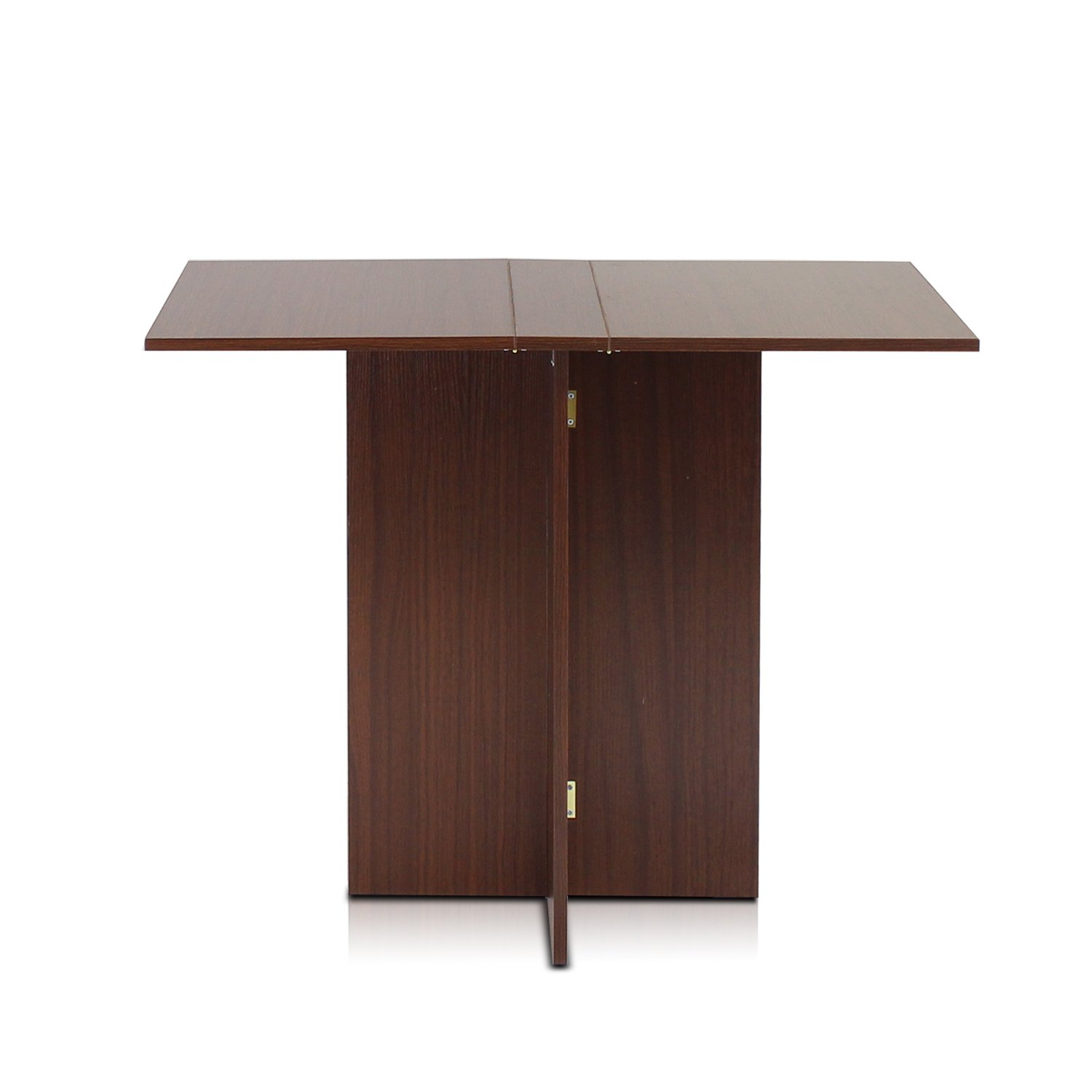 Furinno FNAJ-11072 Boyate Special Simple Folding Table, Walnut by Furinno