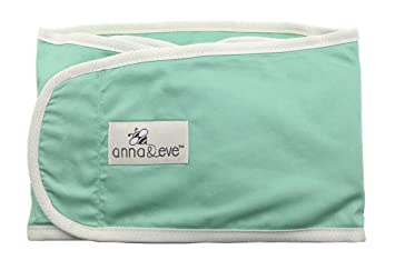 Amazon Com Anna Eve Swaddle Strap Arms Only Baby Swaddle Aqua