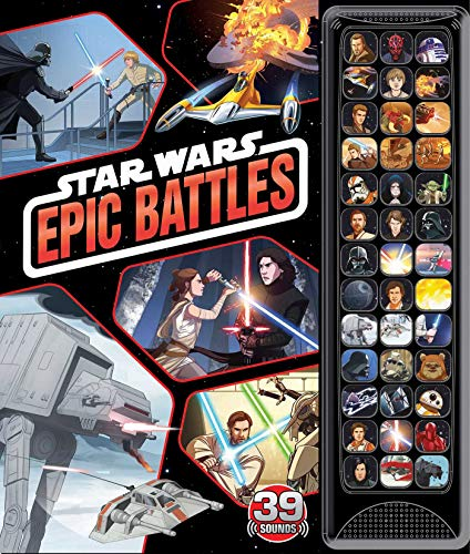 (Star Wars: 39-Button Sound: Epic Battles (39-Button Sound Books))