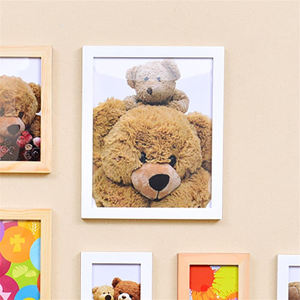 WillST Multi Picture Photo Frame European Style Creative Home Decoration 8pcs , a by Unknown (Image #3)