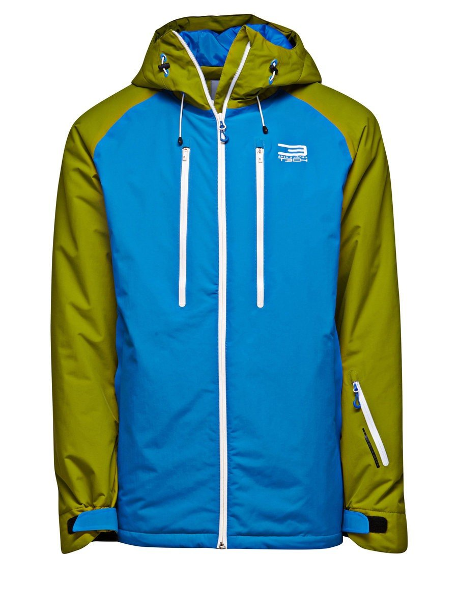 new design low cost authentic Jack & Jones Axel 2L Men's Ski Jacket, Men, Axel 2 L ...
