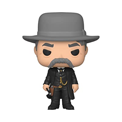 Funko Pop! Movies: Tombstone - Virgil EARP: Toys & Games