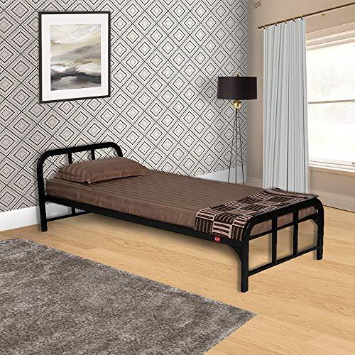 Eros Hendrix Metal Single Bed