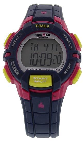 0290d5b20a77 Timex Ironman 30 Lap Reloj resistente de tamaño medio  Amazon.es  Relojes