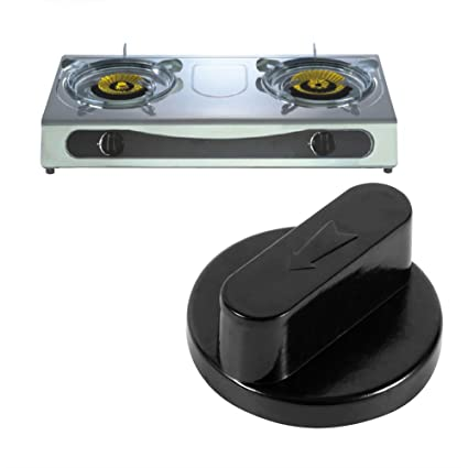 Learned 2 Pcs Stove Oven Knob Inner Hole 8mm High Quality Gas Stove Knob Kitchen Stove Accessories Kitchen Appliance Parts