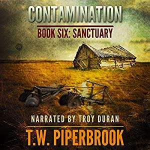 Contamination: Sanctuary, Book 6 Hörbuch