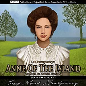 Anne of the Island Hörbuch