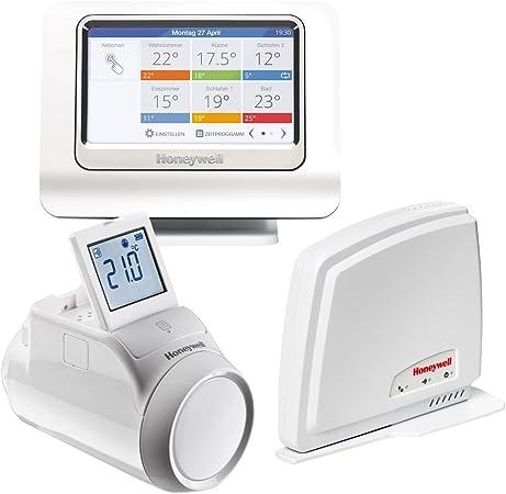 Homexpert Evohome - Termostato para el control de la temperatura ...