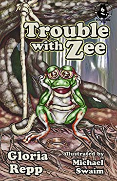 Trouble with Zee (Tales of Friendship Bog Book 6)