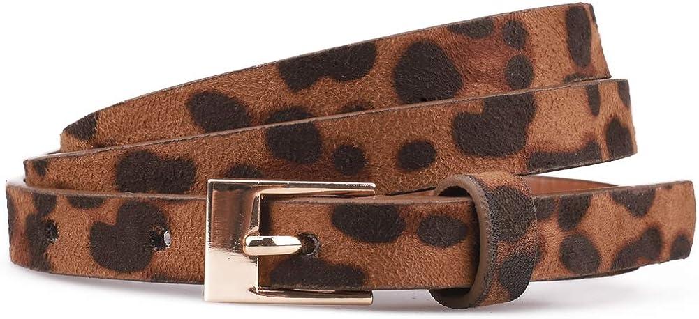 Tanpie Women's Leopard Belt...