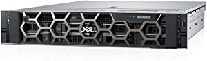 Dell Precision R7920 Workstation Rackmount Desktop, Dual (2X) Intel Xeon Gold 5215, 32GB RAM, Two 2X 8TB3.5- Hard Drives, NVidia Quadro P2200 Graphics Card, Windows 10 Pro (Renewed)
