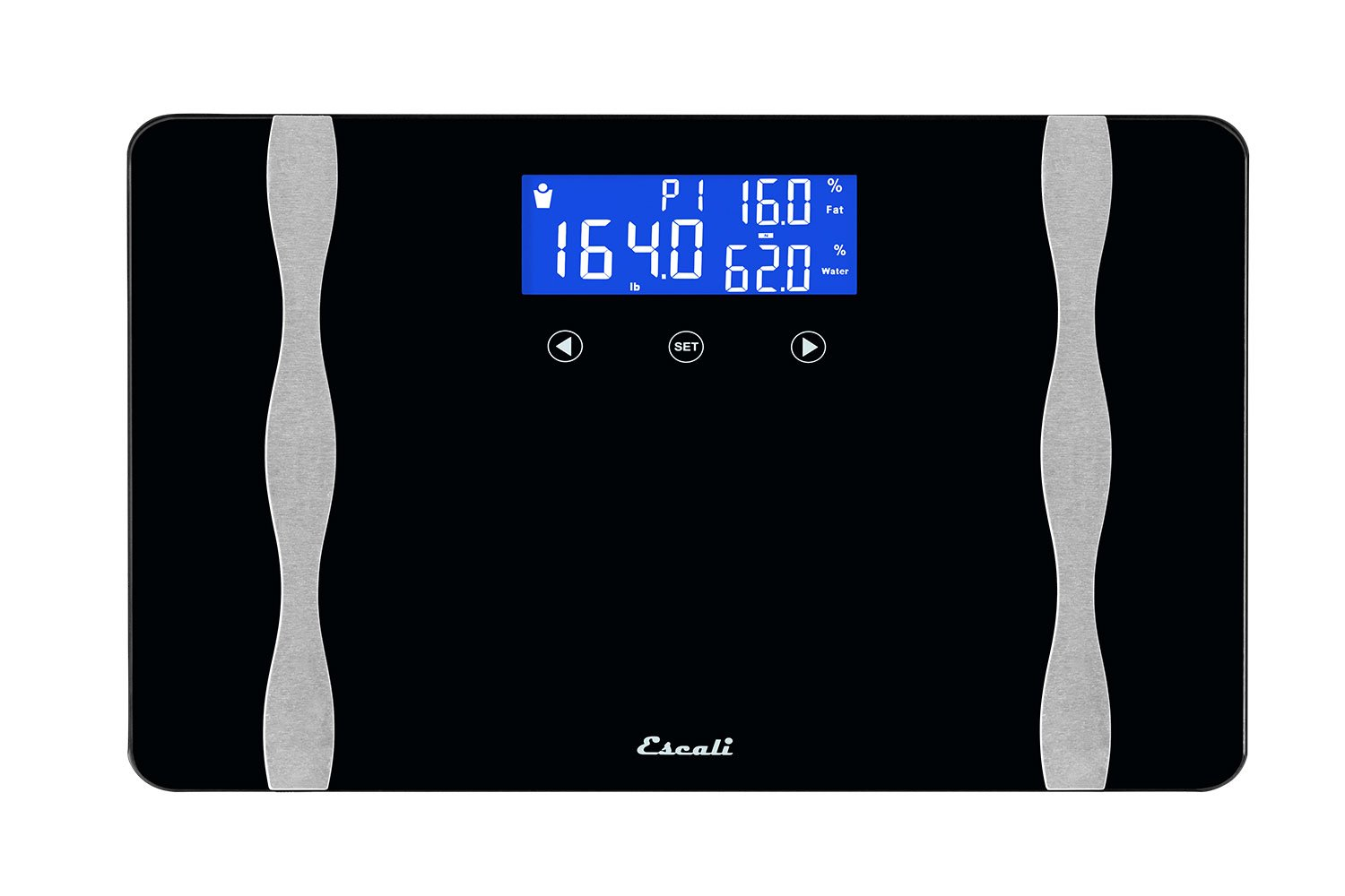 Escali Bath WB180 Wide Body Composition Scale