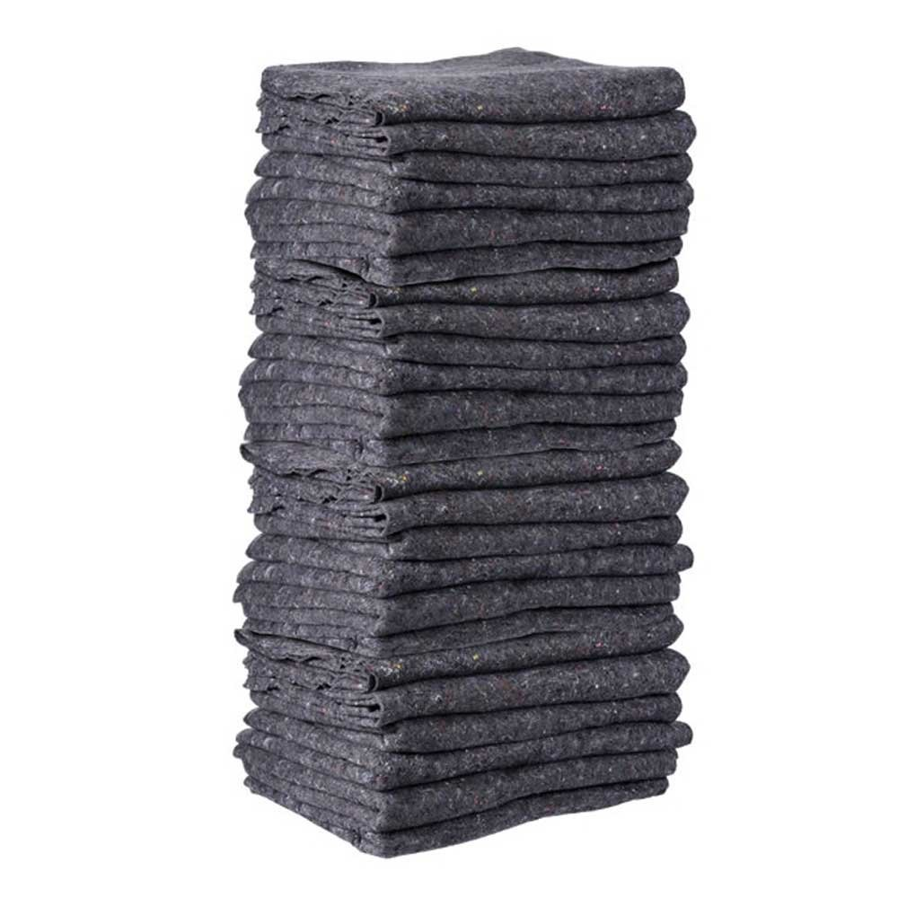 """72"""" x 80"""" US Cargo Control Moving Skin / Furniture Pad (24 Pack)"""