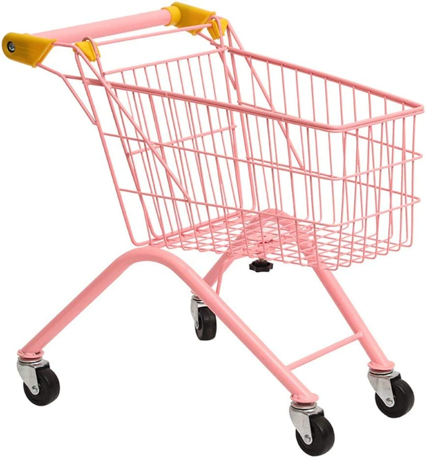 Miniature Supermarket Trolley Child/'s  Play Toy Gift BRAND NEW Shopping