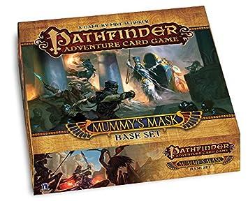 Pathfinder Adventure Card Game: Mummys Mask Base Set: Mike ...