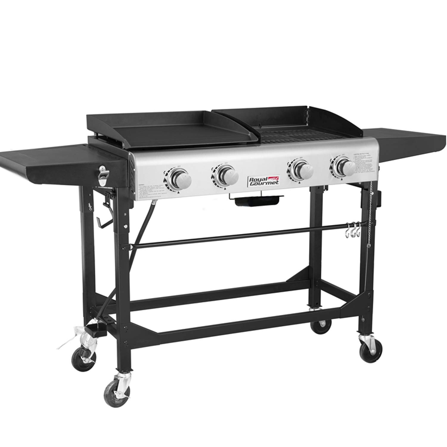 Top 9 Best Outdoor Gas Griddles For 2021 Buying Guide