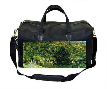 d5d8a4b4b38 Amazon.com : Vincent Van Gogh Avenue in The Park Diaper/Baby Bag : Baby