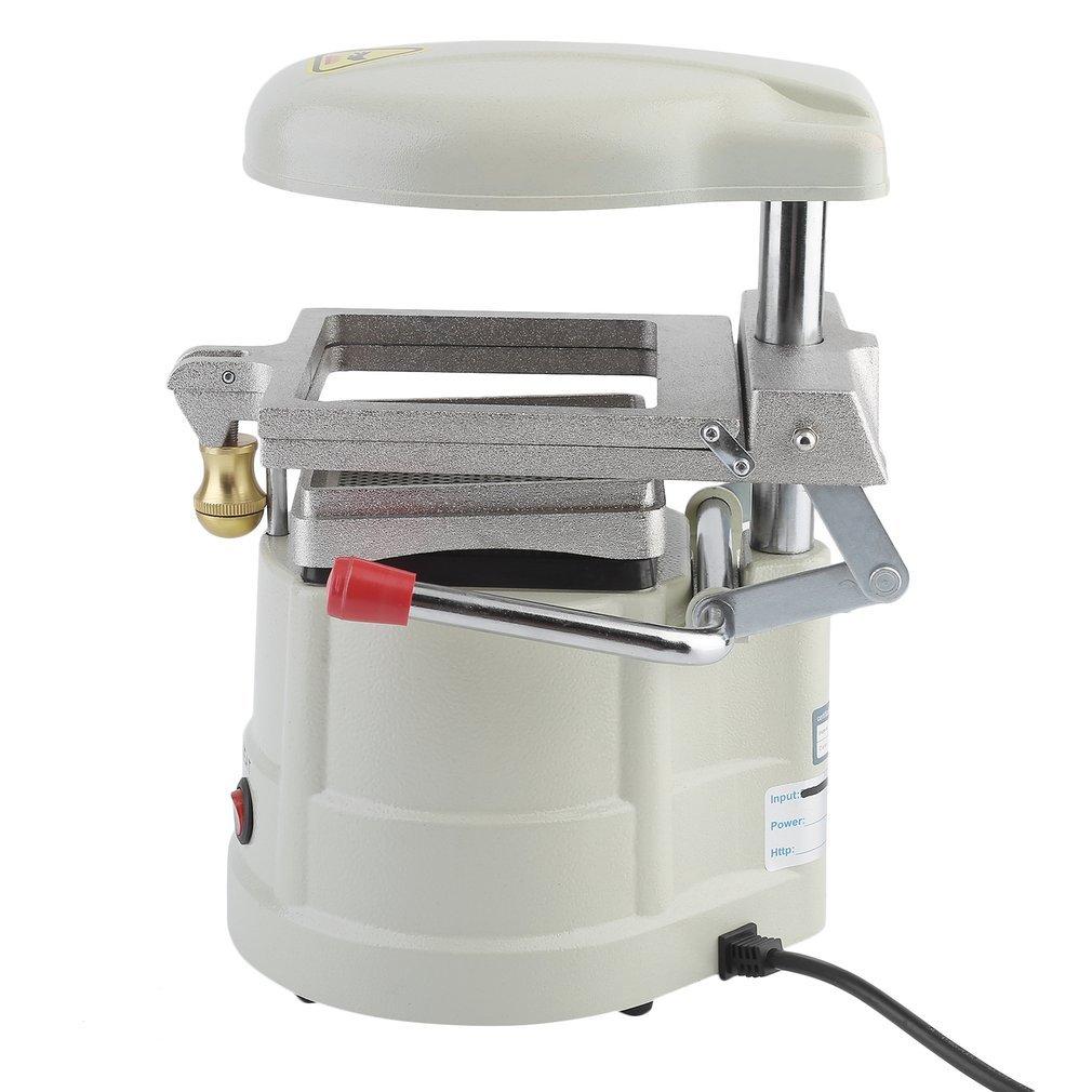 Belovedkai Dental Vacuum Forming Machine Non-Corrosive Former, Dental Equipment, Power Former Heat Molding Tool With Bag Steel Grits by Belovedkai (Image #4)