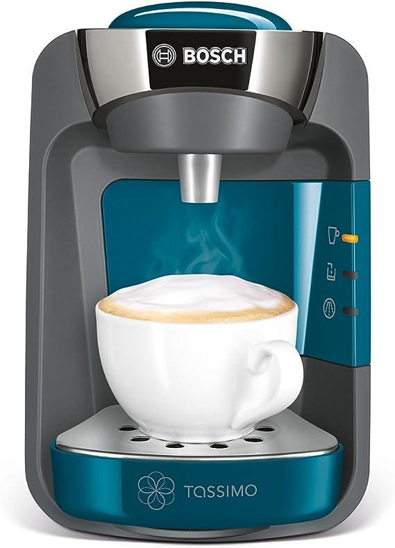 Bosch TAS3205 TASSIMO Suny Cafetera de cápsulas con sistema ...