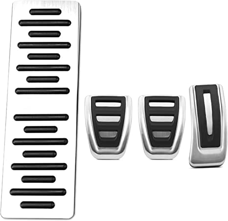 Jhds Auto Gaspedal Pedal Bei Mt Fahrzeugzubehör Restgasbremspedalkoffer Für Audi A4 S4 A5 A6 S6 Q3 Q5 Q7 Q8 S5 A7 S7 A8 S8 Für Macan Lhd Bremspedal Pedalkappen Farbe Mt2 Amazon De