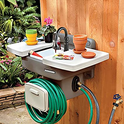 outdoor garden sink - Outdoor Garden Sink