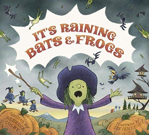 It's Raining Bats & Frogs -