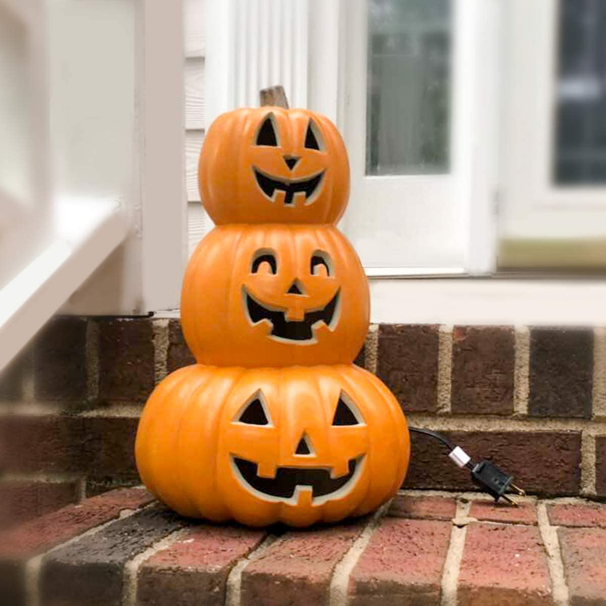 Amazon Com Starqualitybargain Halloween Pumpkin Lantern Light