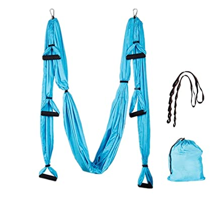 Amazon.com: Yoga Swing,Yoga Hammock , Aerial Yoga ,Aerial ...