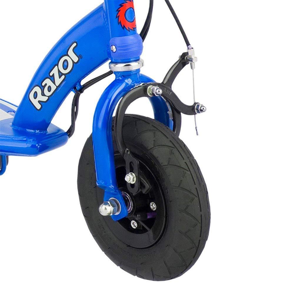 Razor E100 Electric Scooter (Blue) by Razor (Image #4)