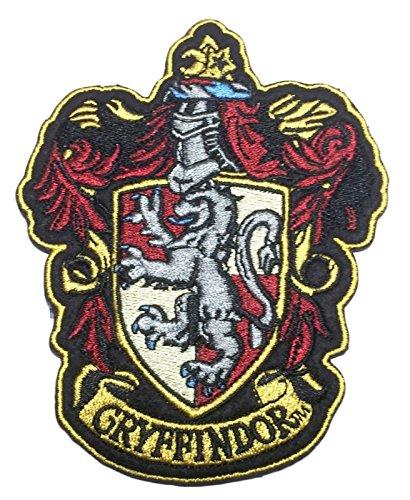 Harry Potter GRYFFINDOR US robe Costume Enbroidered (Harry Potter Premium Gryffindor Robe Child Costumes)