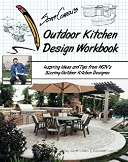 outdoor kitchen blueprints covered scott cohens outdoor kitchen design workbook inspiring ideas and tips from hgtvs sizzling barbecues kitchens fresh for patio living