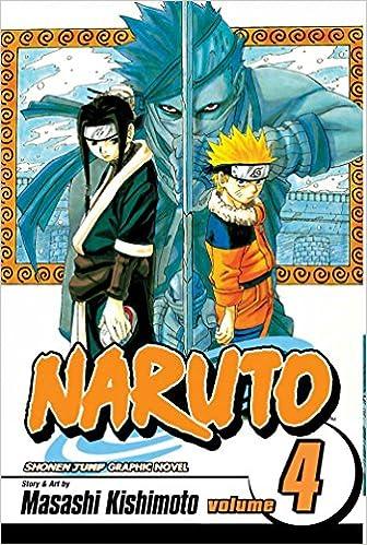 Naruto Volume 4