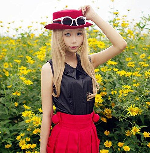 Amazon.com Pokemon X/Y Serena Cosplay Hat and Glasses - Cosplaywho Clothing  sc 1 st  Amazon.com & Amazon.com: Pokemon X/Y Serena Cosplay Hat and Glasses - Cosplaywho ...