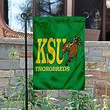 Kentucky State Thorobreds Garden Flag