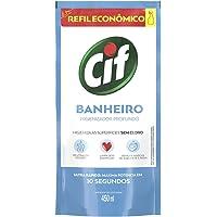 Banheiro Cif Sem Cloro 450ml Refil Econômico