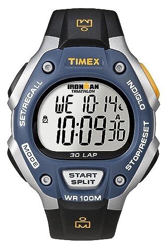 timex sport ironman fullsize multi function triathlon 30 lap rh amazon co uk manual de usuario reloj timex ironman triathlon instrucciones reloj timex ironman triathlon