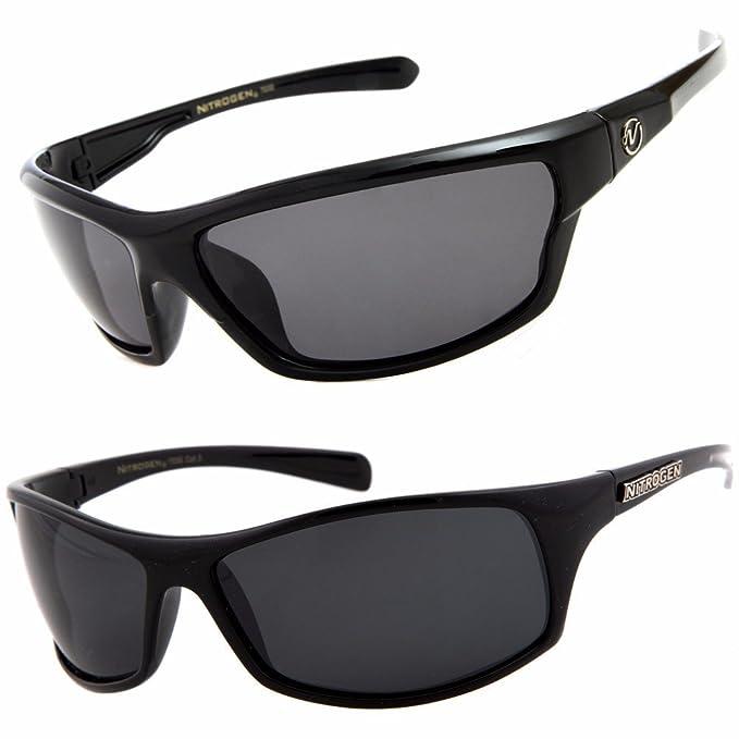 764c81e588 Image Unavailable. Image not available for. Color  Nitrogen 2 Pair Polarized  Men s Sports Wrap Sunglasses