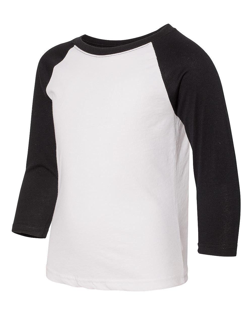 d7030c518732d7 Amazon.com  Next Level youth CVC 3 4-Sleeve Raglan Tee (3352)  Clothing